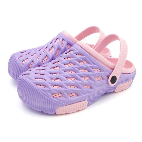 Fashion Men /& Women/'s Breathable Beach Sandals Hollow out Garden Hole Shoes NEW