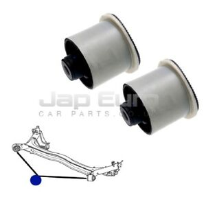 Details about FOR HONDA STEP WAGON RG 05-09 REAR AXLE TRAILING CONTROL ARM  BUSHES SET