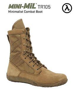 Belleville Tr105 Tactical Research Minimalist Combat Boots