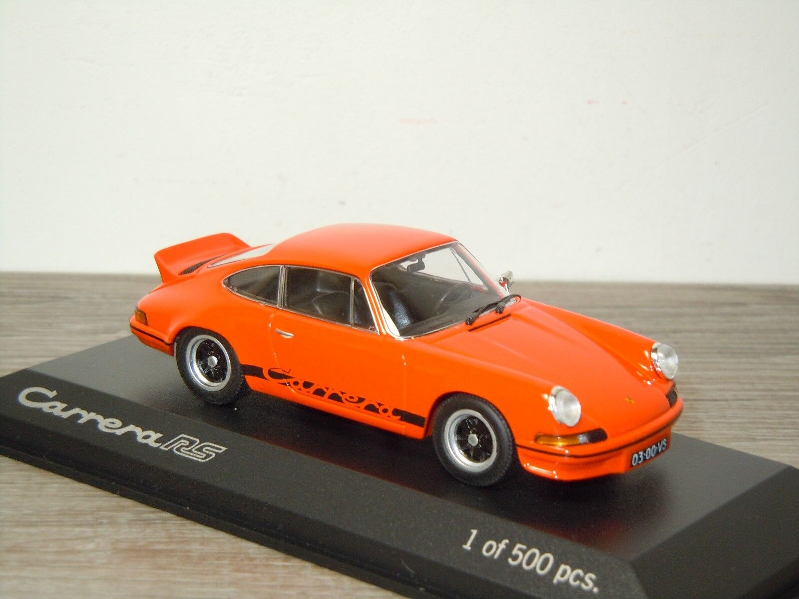 Porsche 911 Carrera RS - Minichamps 1 43 in Box Box Box 30327 0adb28
