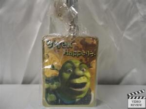 Shrek Happens Shrek Scratch N Stiff Keychain Applause