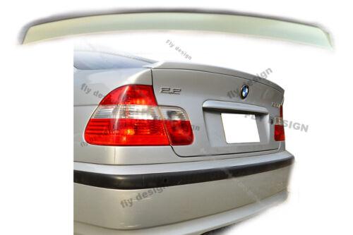 KICK High Large per BMW e46 3er Tappetino labbro adatto ABS veicolo parte di coltivazione