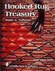 Hooked Rug Treasury by Jessie A. Turbayne (Hardback, 1998)