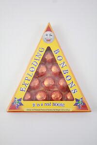 Wwohp Harry Potter Exploding Bonbons Bon Bon Orange