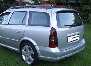 Das Bild Wird Geladen Opel Astra G Caravan Heckstossstange Opc Kombi Tuning