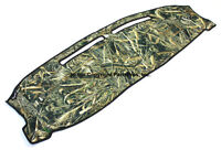 Realtree Max-5 Camo Camouflage Dash Mat Cover / For 2008-12 Super Duty Truck