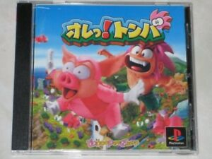 USED-PS1-PS-PlayStation-1-am-Tomba-I