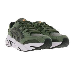 asics Gel-BND Sneakers sneakers élégants pour hommes semelle épaisse vert /blanc