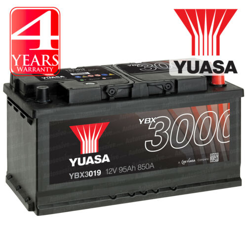 Yuasa Car Battery 850CCA Replacement Spare Part For Volvo XC90 2.4 D5