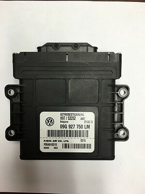 2011-2014 VW Jetta TCM transmission computer 09G 927 750 LF