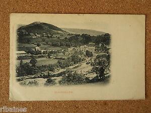 Vintage-Postcard-Llangollen-The-Wyhdham-Series-1904
