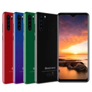 Blackview A80 Plus A80S Telephone 64Go 16Go Smartphone Débloqué 4G Octa-Core NFC