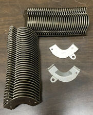 Lot Of 66 Hard Drive Magnets Neodymium Rare Earth Permalloy Metal Computer Scrap