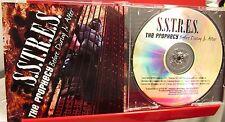 SSTRES Prophecy CD hip hop Toledo OHIO midwest rap Djones Midknight RAZ