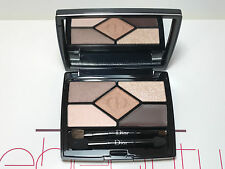 Christian Dior 5 Color Couleurs Eyeshadow Palette # 508 NUDE PINK DESIGN