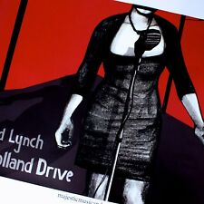 ORIGINAL MULHOLLAND DRIVE MOVIE FILM SURREALIST ART POSTER DAVID LYNCH