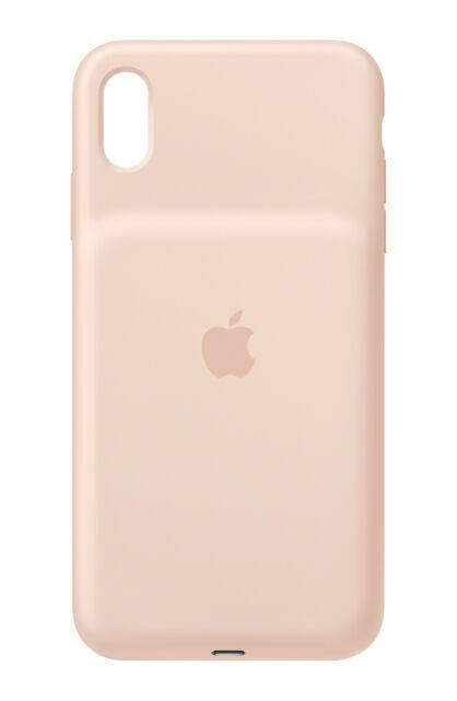 Custodia in silicone per iPhone XS Max - Rosa sabbia - Apple (IT)
