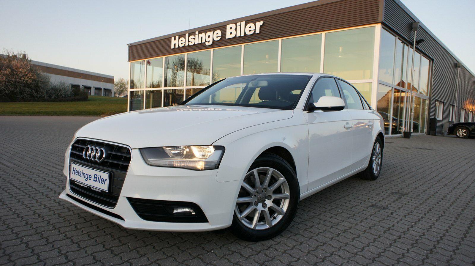 Audi A4 2,0 TDi 136 Ultra 4d