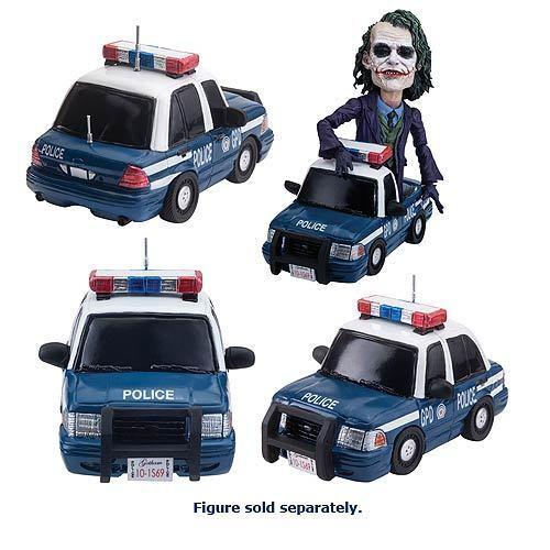 Batman The Dark Knight Police Car Deformed Vehicle