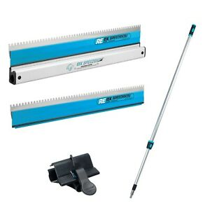 OX-Speedskim-Stainless-Steel-Notched-Rendering-Blade-450mm-600mm-900mm-Pole