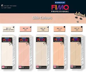 Maxi-Panetto-FIMO-PROFESSIONAL-DOLL-ART-6-Toni-Pasta-Modellabile-Sped-Tracciata