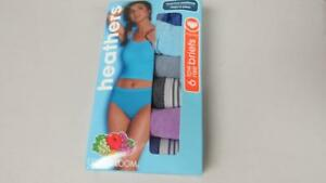 Fruit Of The Loom Seamless Low Rise Briefs Underwear Panties Multi Color UPICK