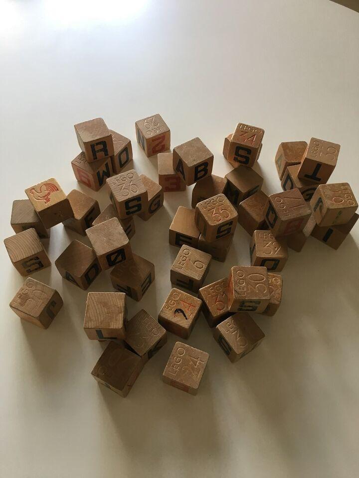 Kendte Lego andet, LEGO i Træ fra 1940'erne – dba.dk – Køb og Salg af Nyt WB-49