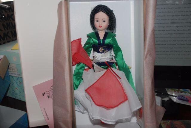 China #50435, 10'' Madame Alexander Doll NRFB