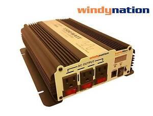 Vertamax 1500 watt power inverter dc to ac car rv w 3 outlets image is loading vertamax 1500 watt power inverter dc to ac publicscrutiny Gallery