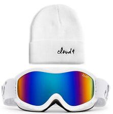 1333cb67a6a9 item 4 Kids Snow Ski Goggles Beanie Combo Snowboard Winter Boys Girls Anti  Fog Lens New -Kids Snow Ski Goggles Beanie Combo Snowboard Winter Boys  Girls Anti ...