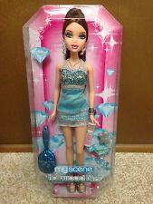 Barbie My Scene Chelsea Red Auburn Hair Dressed Doll Hollywood Bling Rare