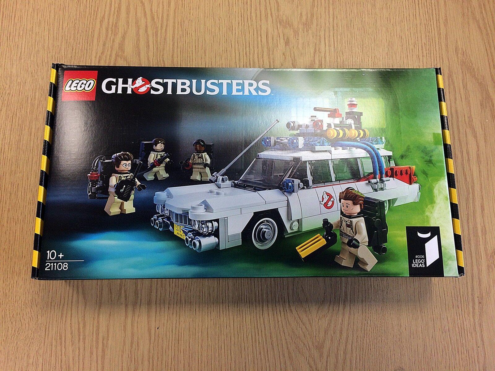 LEGO Ideas 21108 ghosbusters ECTO - 1  2014  | Nuovo, sigillato in fabbrica, non aperto