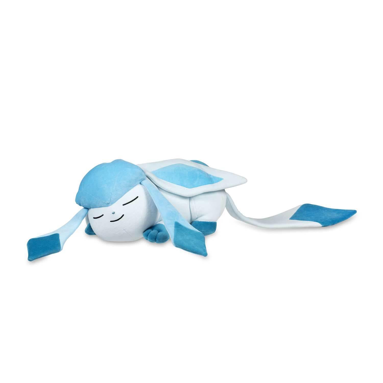 Pokemon Centro Dormir Glaceon Poké Peluche 45.7cm