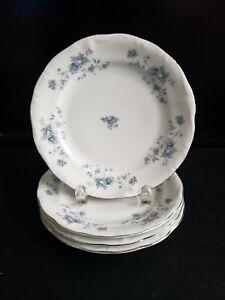 "6-1//4/"" BREAD /& BUTTER PLATE Bavaria Johann Haviland China Blue Garland"