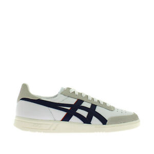 Asics-Tiger-Gel-Vickka-Trs-Sneaker-Uomo-1193A033-101-White-Peacot