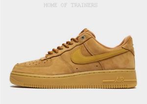 Detalles acerca de Nike Air Force 1'07 LV8 Marrón para Hombre Zapatillas  Todos Los Tamaños- mostrar título original