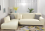 2PC-L-Shape-Stretch-Elastic-Fabric-Sofa-Cover-Slipcovers-Corner-Couch-Covers-set thumbnail 10