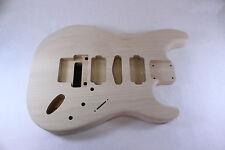 Unfinished Basswood Strat Stratocaster guitar body - OFR - STRE004