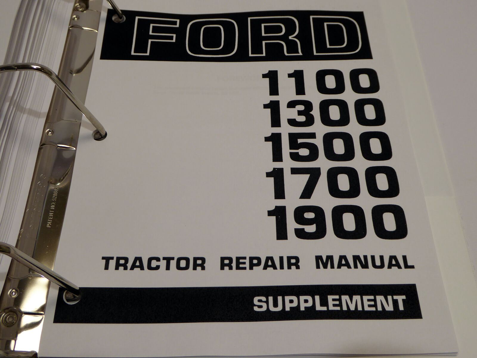 [SODI_2457]   5915A59 Buy Ford 1300 1500 1700 1900 Tractor Service Manual Repair Shop  Book ... | Wiring Library | 1984 Ford Tractor 1700 Wiring Diagram |  | Wiring Library