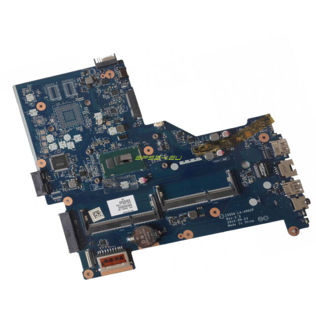 764267 501 Zs051 Motherboard For Hp 15 G Laptop La A996p Amd E1 6010 Apu Grade A Computers Tablets Networking Motherboards Ayianapatriathlon Com