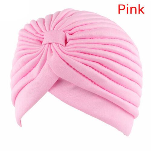 Fashion Men Women Stretchable Soft Indian Style Turban Hat Head Wrap Band Sex CN