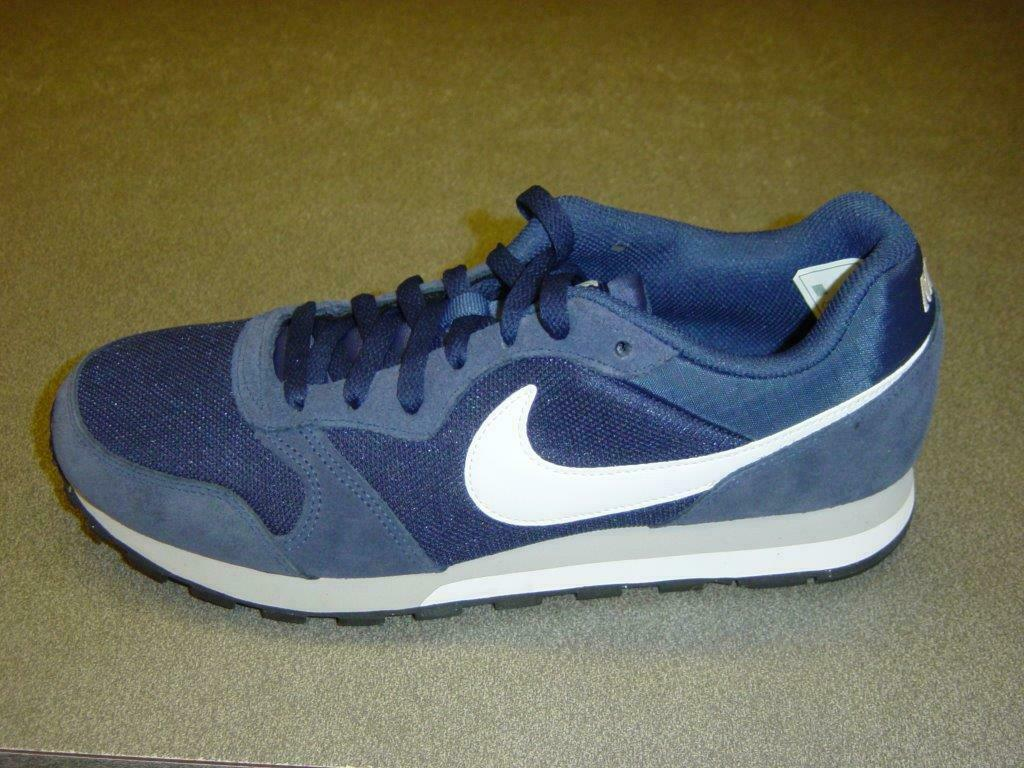 Nike MD courirner 2 Chaussures de course   bleu blanc   taille uk 8,5 9,5 11,5 (paniers)