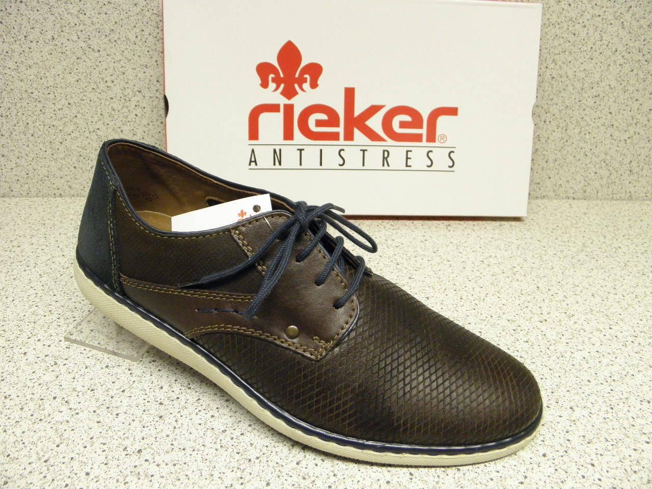 rieker ®   REDUZIERT  modisch + gratis Premium  Socken  17829-28 (R377)