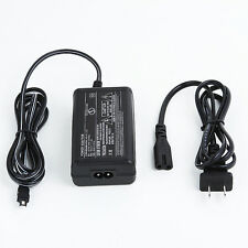 AC/DC Adapter Battery Power Charger Cord For Sony DCR-SR46 DCR-SR45 E Camcorder