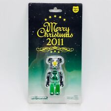 Medicom 2014 Be@rbrick Merry Christmas 100/% Santa /& Xmas Tree Bearbrick 2pcs