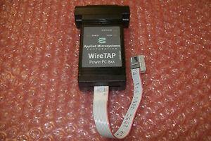 Applied-Microsystems-Used-Untested-700-75282-00-WireTap-PowerPC-8xx