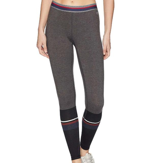 Champion Leggings Women/'s Authentic Print Dot Stripe Camo Cotton Blend sz XS-2XL