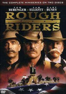 Rough-Riders-Tom-Berenger-DVD-2006-2-Discos-Nuevo