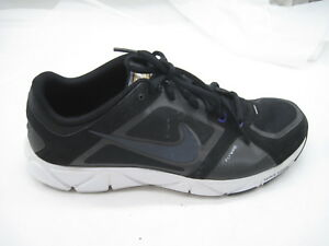 Nike-10-5-11M-Free-XT-Flywire-black-training-womens-running-shoes-415257-001