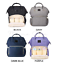 Multifunction-Nappy-Bag-Mommy-Diaper-Backpack thumbnail 4